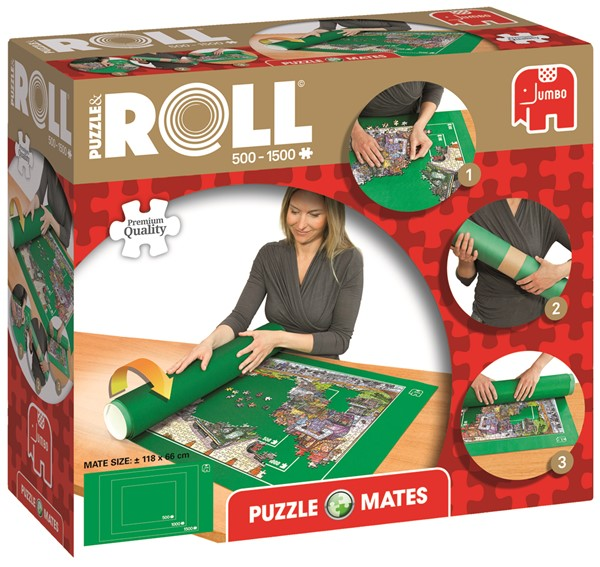 Puzzle Mates Jumbo Puzzle Roll Mat -