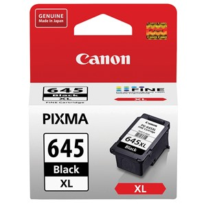Canon PG645XL Black Ink Cartridge High Capacity