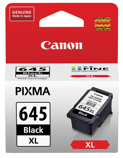 Canon PG645XL Black Ink Cartridge High Capacity - pr_427612