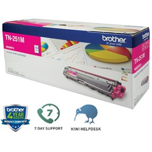 Brother Toner TN251M Magenta