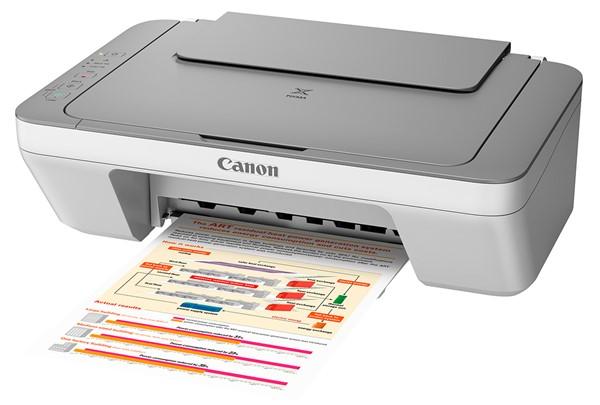 Canon MG2460 Pixma Multifunction Inkjet Printer -