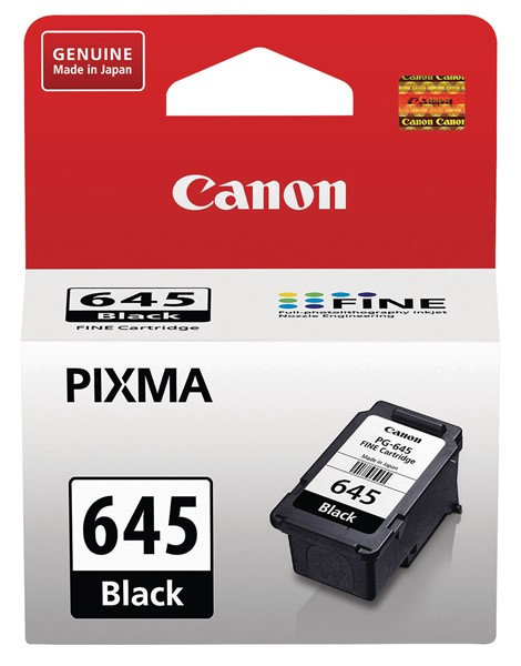 Canon PG645 Black Ink Cartridge -