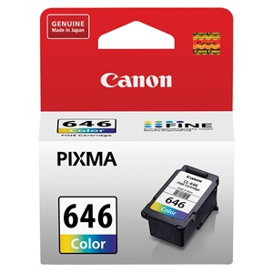 Canon PG646CN Colour Ink Cartridge