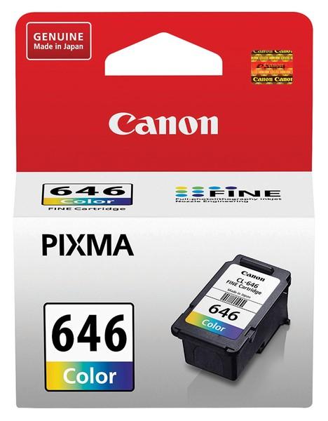 Canon PG646CN Colour Ink Cartridge -
