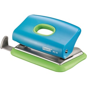 Rapid FC10 Funky Hole Punch Blue/Green