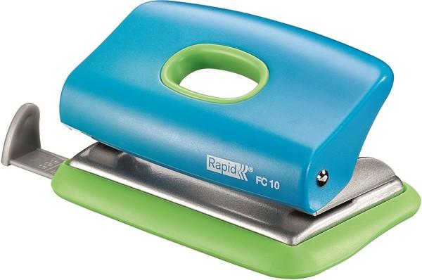 Rapid FC10 Funky Hole Punch Blue/Green - pr_403790