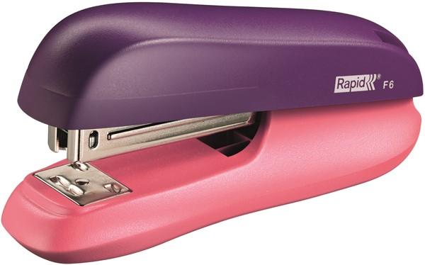 Rapid F6 Funky Stapler Purple/Pink - pr_1702288