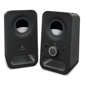 Logitech Z150 Multimedia Speakers Midnight Black