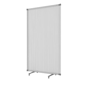 Boyd Visuals Free Standing Partition 900 x 1500mm Polycarbonate