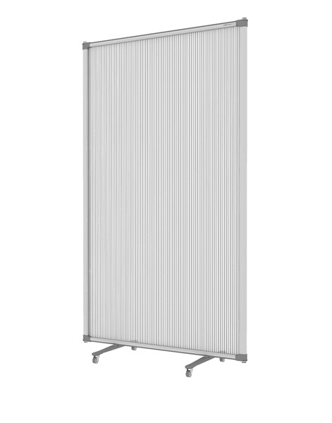 Boyd Visuals Free Standing Partition 900 x 1500mm Polycarbonate - pr_403804