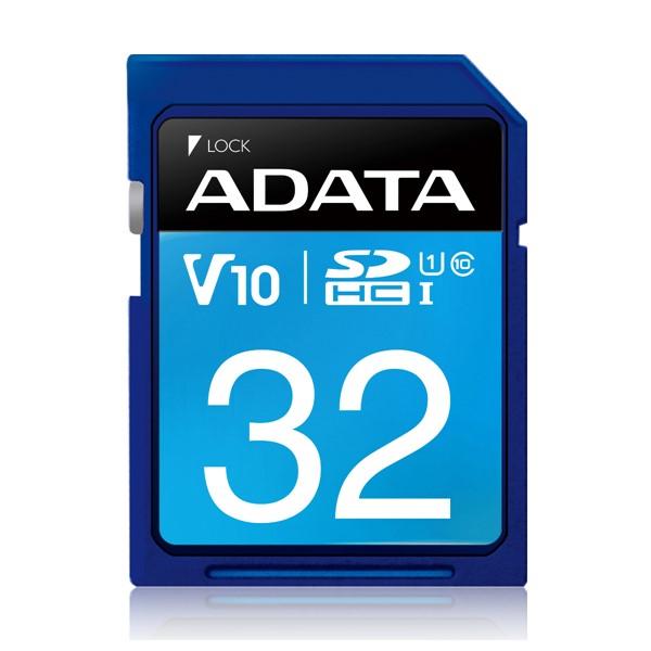 ADATA Premier UHS-I V10 SDHC Card 32GB  -