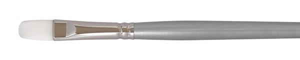 Jasart Brush White Synthetic Filbert Size 12 - pr_1702013