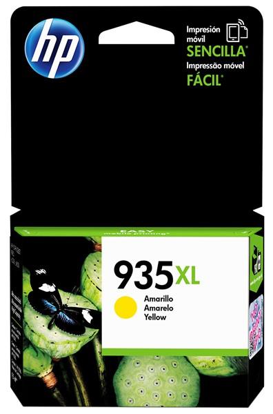 HP Ink Cartridge C2P26AA 935XL Yellow High Capacity -