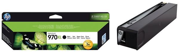 HP Ink Cartridge CN625AA 970XL Black High Capacity -