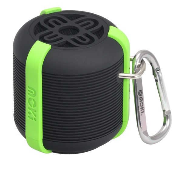 Moki Aquabass Waterproof Speaker Bluetooth Black -