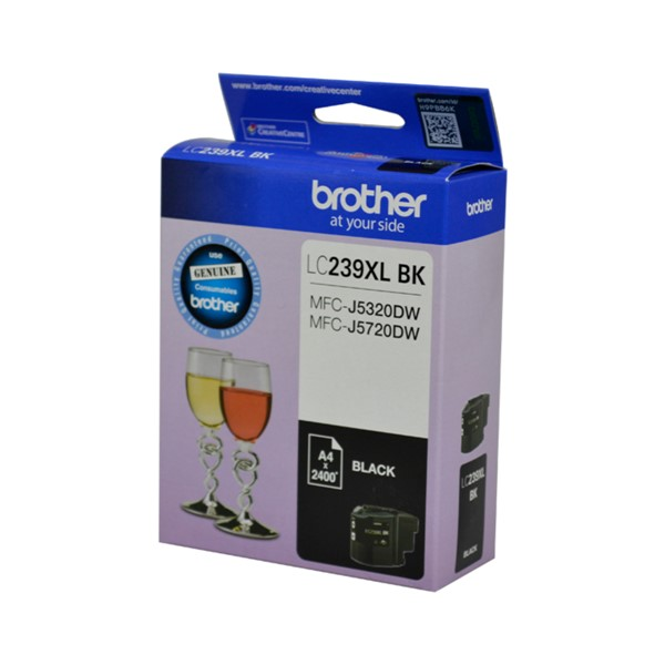 Brother Ink Cartridge LC239XLBK XL Black - pr_1765108