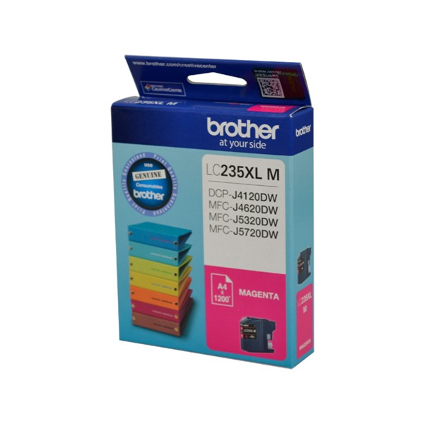 Brother Ink Cartridge LC235XLM XL Magenta - pr_1765172