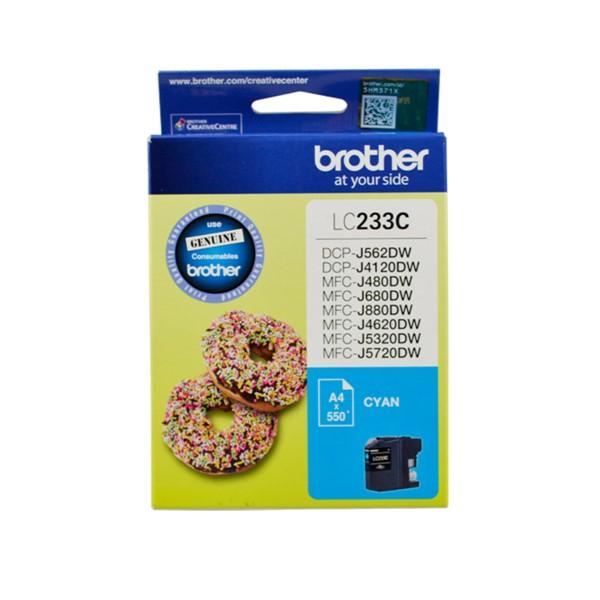 Brother Ink Cartridge LC233C Cyan - pr_1765137