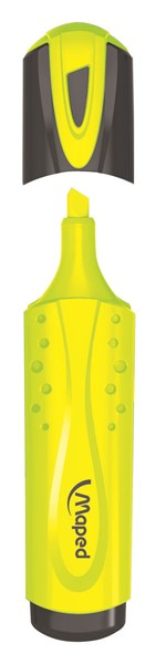Maped Fluo Peps Highlighter Yellow -