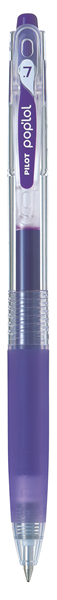 Pilot Pop Lol Gel Ink Rollerball Pen Violet - pr_1772834