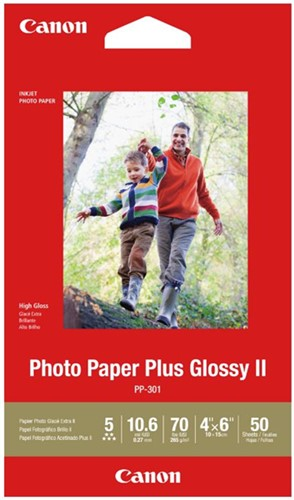 Canon Paper Photo Gloss 4X6 50 Pack -