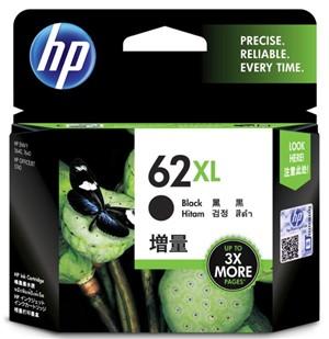HP Ink Cartridge C2P05AA 62XL Black High Capacity - pr_1702135