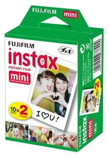 Fujifilm Instax Mini Film 20 Pack -