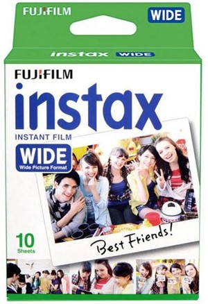 Fujifilm Instax Wide Film 10 Pack - pr_1699402