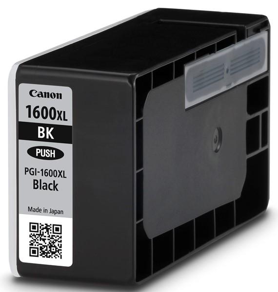 Canon Ink Cartridge PGI1600XL Black -