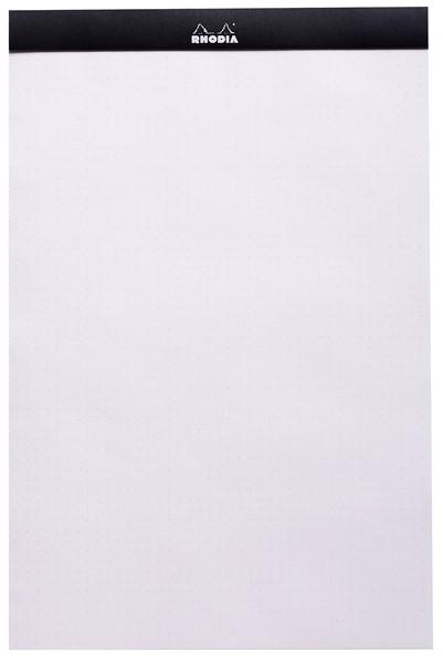 Rhodia dotPad No. 19 A4+ Black -