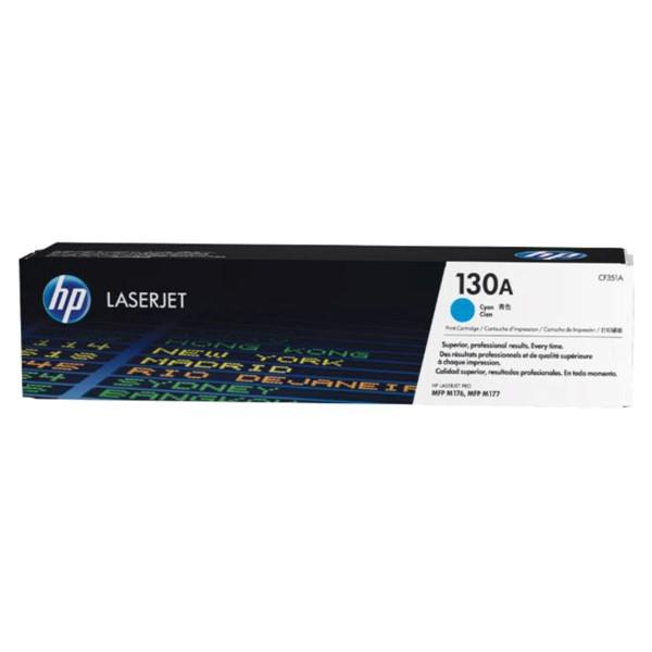 HP Toner OEM Cartridge CF351A 130A Cyan -