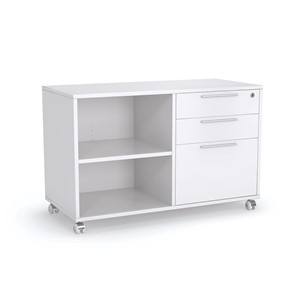 Cubit Caddy Drawers - White
