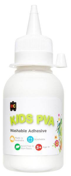 EC Kids Washable PVA Glue 125ml - pr_403830