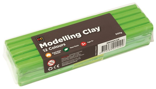 MODELLING CLAY 500GM LIGHT GREEN - pr_1774088