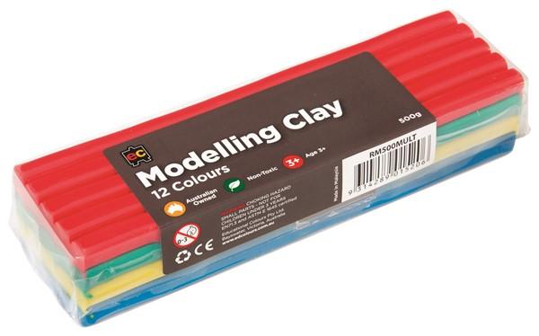 MODELLING CLAY 500GM MULTI - pr_1774056