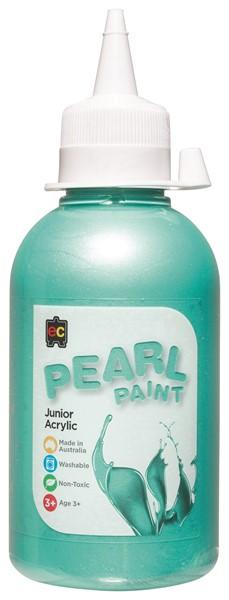 PAINT EDVAN PEARL ACRYLIC 250ML GREEN - pr_1774137