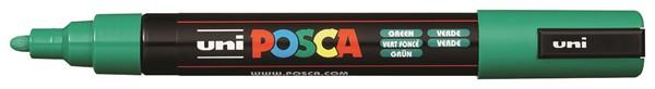 Uni Posca Marker 1.8-2.5mm Med Bullet Green -