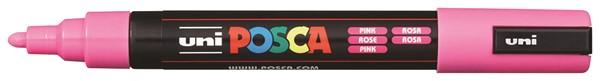 Uni Posca Marker 1.8-2.5mm Med Bullet Pink -