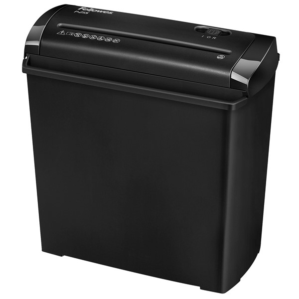 Fellowes Shredder  P-25s Strip Cut 5 Sheets - pr_1702075