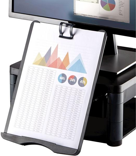 Fellowes Premium Monitor Riser Plus -