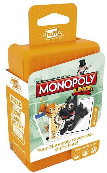 Shuffle Monopoly Junior - pr_1774106