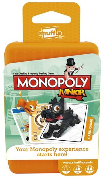 Shuffle Monopoly Junior - pr_1774086