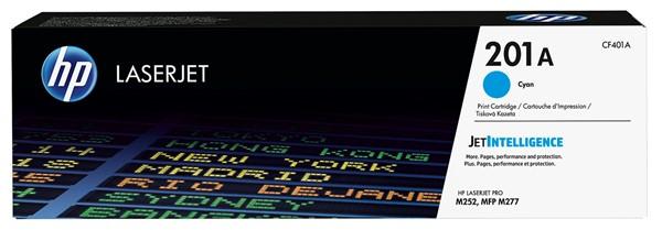 HP Toner CF401A 201A Cyan -