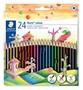 Staedtler Noris WOPEX Coloured Pencil 24pk -