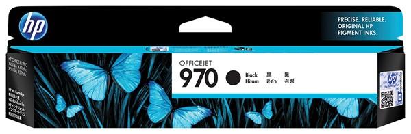 HP Ink Cartridge CN621AA 970 Black -
