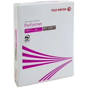 Fuji Xerox Performer Copy Paper Office A4 80gsm Pack 500