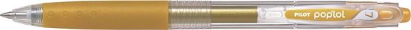 Pilot Pop Lol Gel Ink Rollerball Pen Gold - pr_1889695