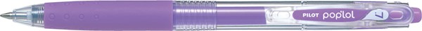 Pilot Pop Lol Gel Ink Rollerball Pen Pastel Violet - pr_1747647