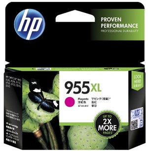 HP Ink Cartridge L0S66AA 955XL Magenta High Capacity - pr_1702200