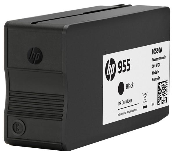 HP Ink Cartridge L0S60AA 955 Black - pr_1699436